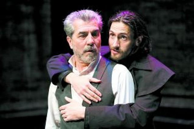 """El """"Hamlet"""" de Juan Diego Botto llega hoy al Baluarte"""
