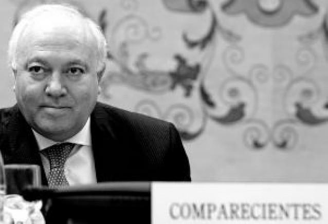Moratinos asegura que la justicia es independiente y que el Gobierno colabora con ella