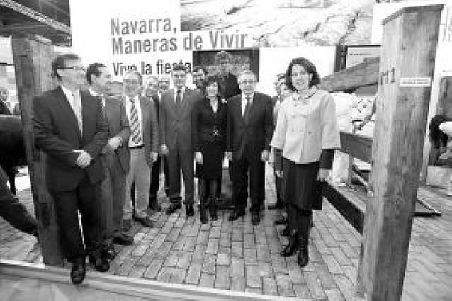 """Navarra muestra sus """"maneras de vivir"""""""
