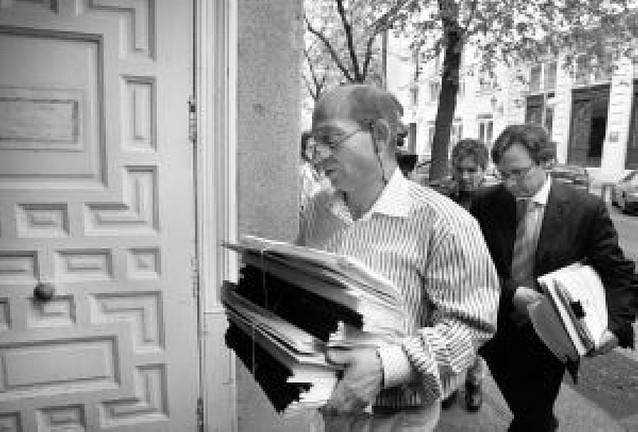 El Tribunal Constitucional ratifica la sentencia de ilegalización de ANV