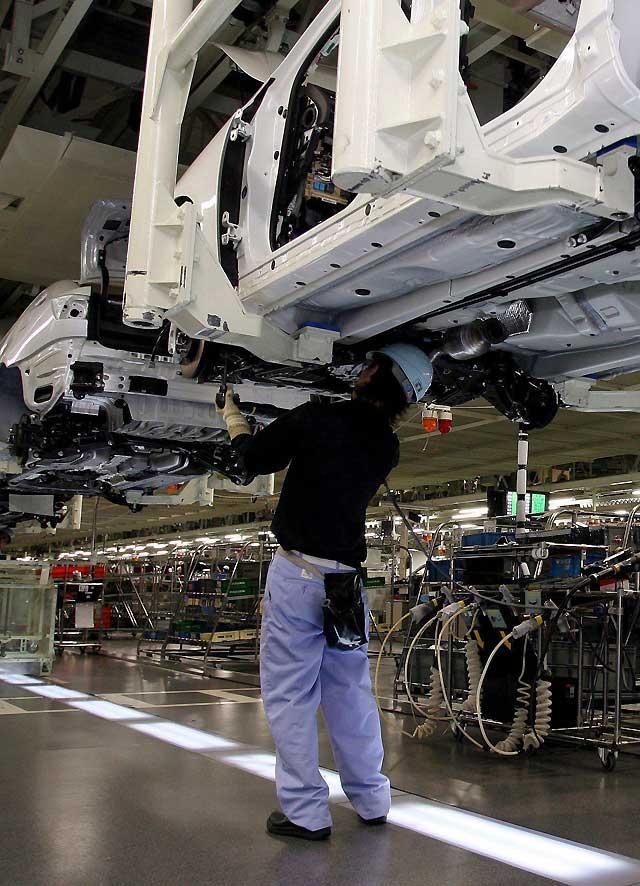 Toyota aumentará sus pérdidas hasta los 4.470 millones de dólares