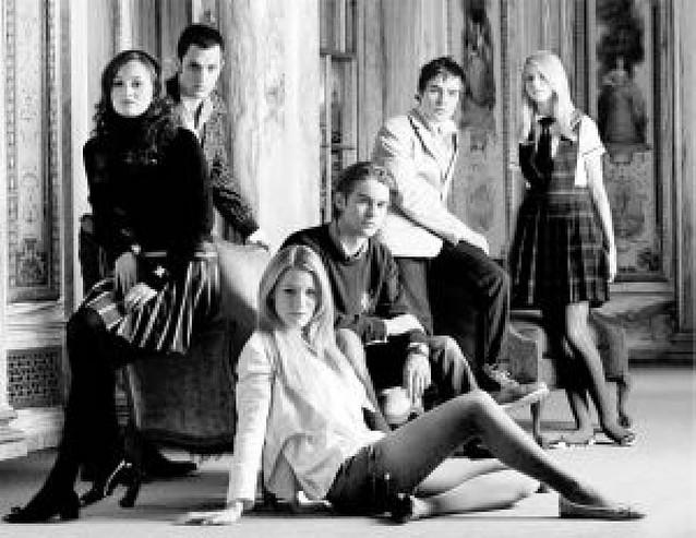 "Cuatro adquiere la serie ""Gossip Girl"""