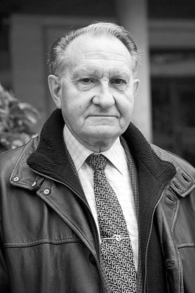 Gil Munilla, presidente de la congregación de Santa Ana