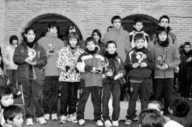 Más de 250 deportistas en Cintruénigo