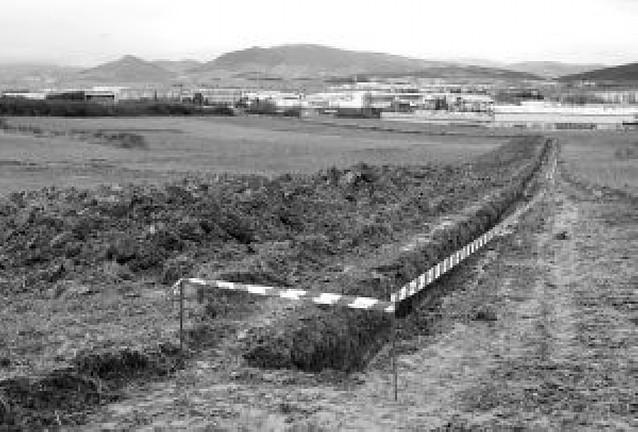 Príncipe de Viana ordena que se haga un estudio arqueológico antes de construir la cárcel