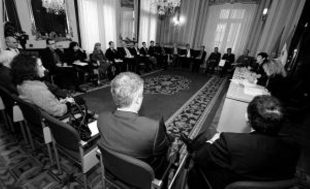 Saiz destaca las 21 detenciones de presuntos terroristas de ETA en 2008