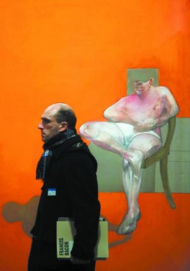 Bacon regresa al Prado en su centenario