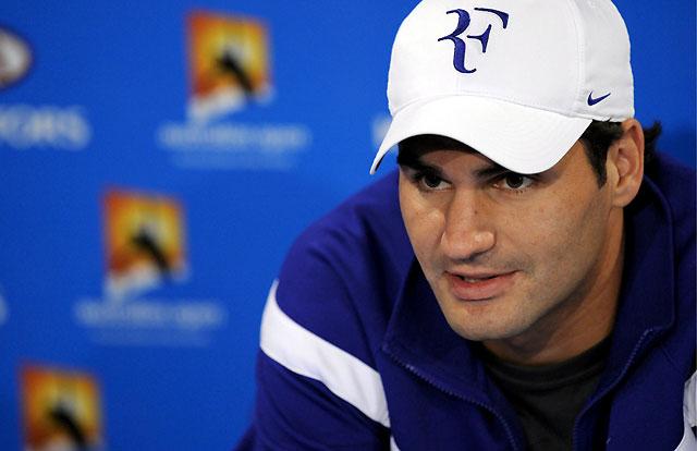 Federer considera que Nadal tiene tiempo para recuperarse