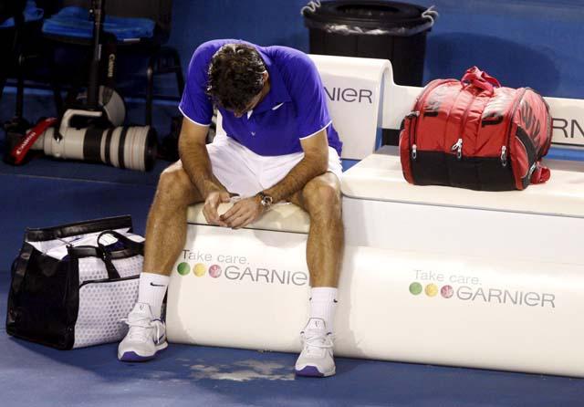 Nadal tira de casta y hace historia al vencer a Federer en Melbourne Park