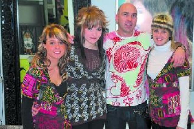 Curso para peluqueros profesionales en Pamplona