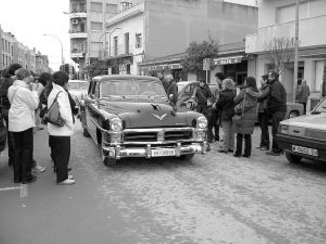 Ribaforada reúne a cerca de 40 coches clásicos en una concentración