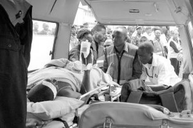 Al menos 112 muertos en Kenia