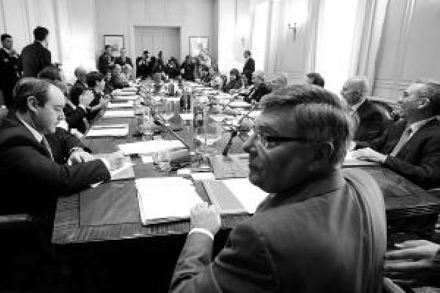 El CGPJ recibe hoy a las asociaciones de jueces, divididas ante la jornada de paro