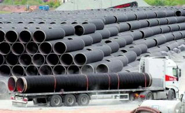 Un gasoducto sin parada en Ucrania