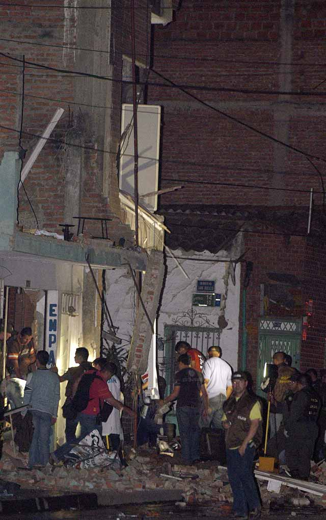 Dos muertos y 38 heridos en un atentado en una comisaria de la ciudad colombiana de Cali