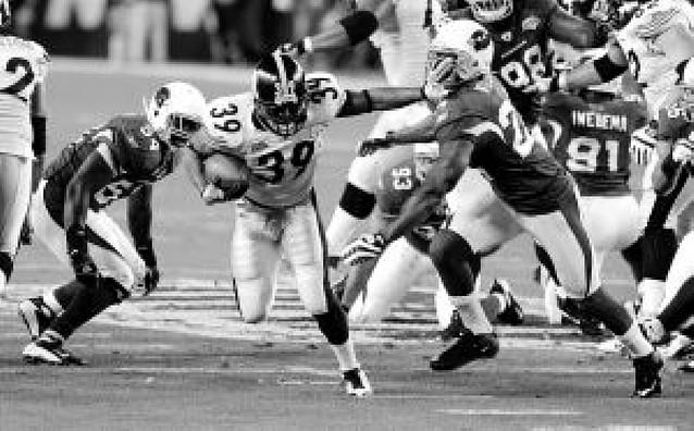 Los Steelers reinan en la Super Bowl