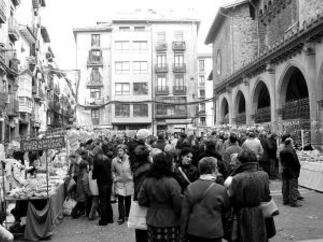 Pamplona celebra San Blas
