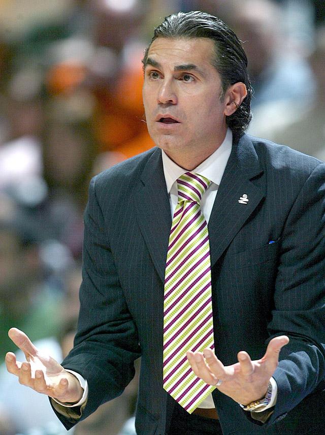 Scariolo, nuevo entrenador de la selección de baloncesto