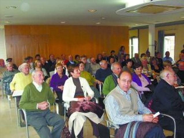 El Hogar Navarro de Vitoria celebra su asamblea anual