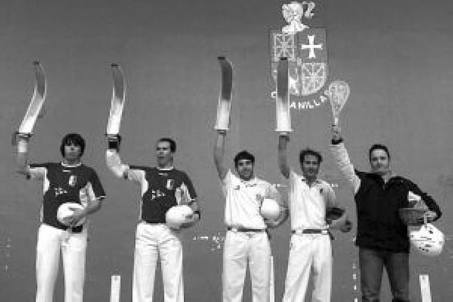 Rodríguez y Asiáin, invictos en la Liga Vasca