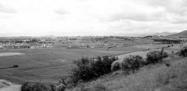 """Esparza dice que las 22.400 viviendas de Egüés se harán """"si hay necesidad"""""""