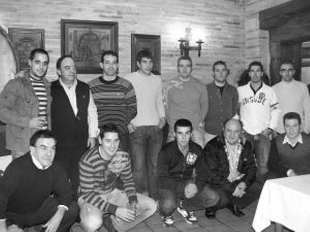 Txotx en Casa Armendáriz