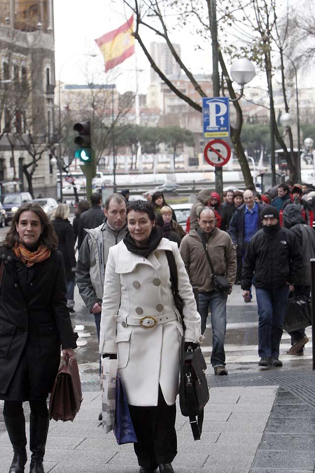 Garzón aplaza al martes su dictamen sobre la suspensión de las actividades de D3M y Askatasuna