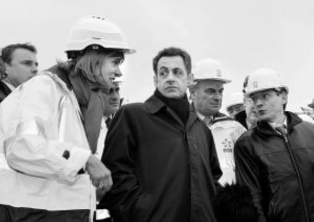 Sarkozy sostiene íntegro su plan para combatir la crisis económica