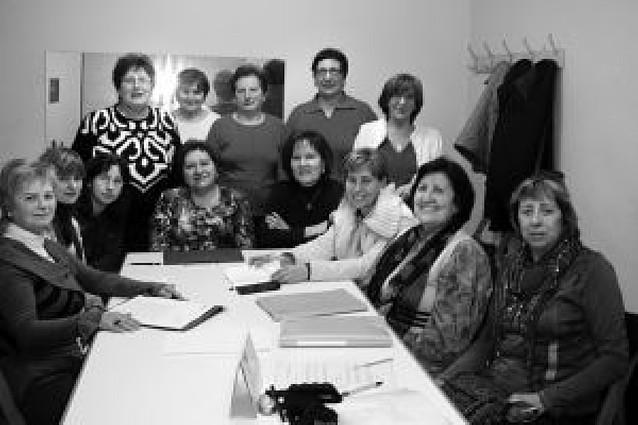 La Asociación de Mujeres Hierbabuena renueva su junta