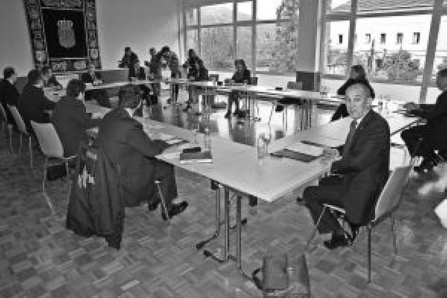 Una mañana en las aulas de Lekaroz