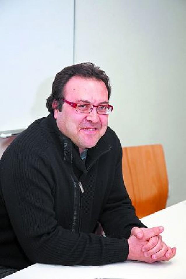 Jesús Miranda confirma su candidatura a la presidencia del Tudelano
