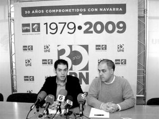 UPN y CDN apoyarían una moción de censura en Berriozar
