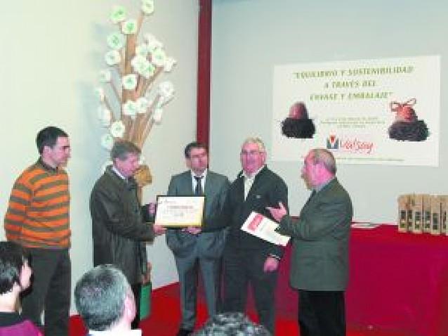 Premio de ecosostenibilidad para una firma navarra