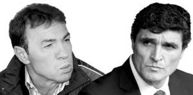Dos novatos en el derbi madrileño