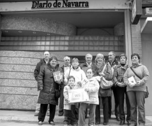 """Primera tanda de premios del concurso """"Leer es ganar"""""""