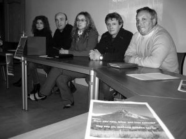 La nueva asociación de discapacitados de la Barranca reclama atención y recursos