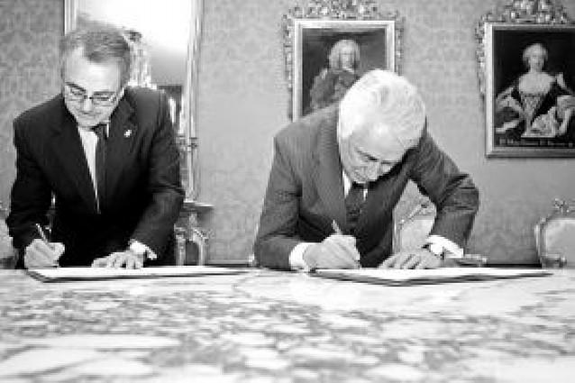 Europa presta hasta 300 millones para dinamizar el Plan Navarra 2012