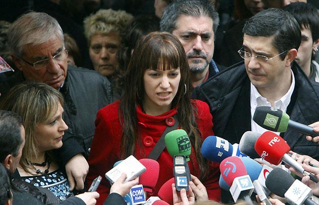 """Patxi López no permitirá """"ni un espacio público para la impunidad"""" de ETA si es lehendakari"""