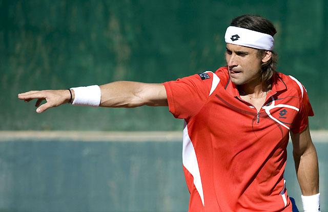 David Ferrer se venga de Djokovic y da a España el primer punto de la eliminatoria