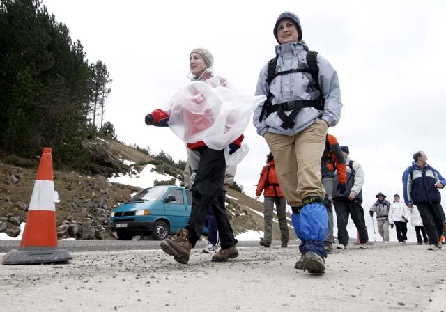 La Cruz Roja realiza más intervenciones que el pasado año
