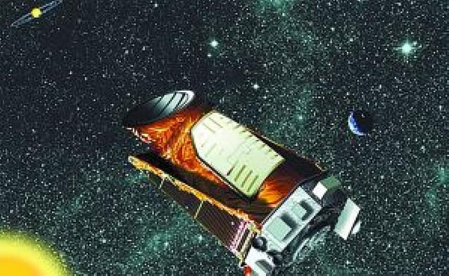 """""""Kepler"""" busca nuevas Tierras"""