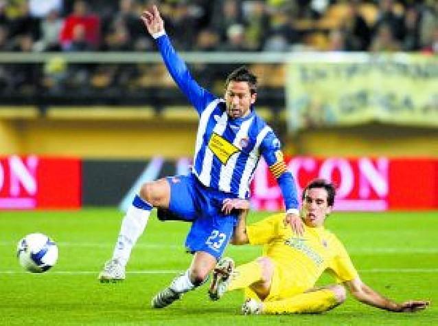 El Espanyol no marca ni de penalti y se hunde