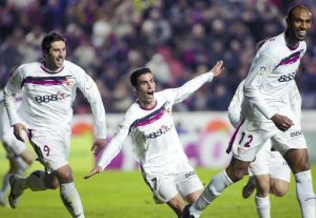 El Sevilla quiere olvidarse de la Copa