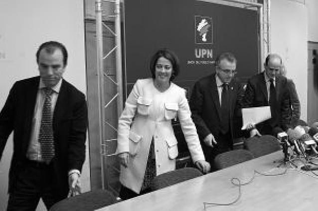 El 3 de abril se sabrá si Barcina, Catalán y Adanero tienen alternativa