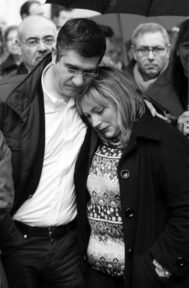 """Patxi López promete acabar con los """"espacios de impunidad"""" de ETA"""