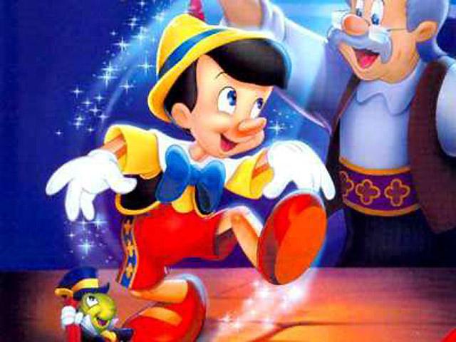 Pinocho cumple setenta años