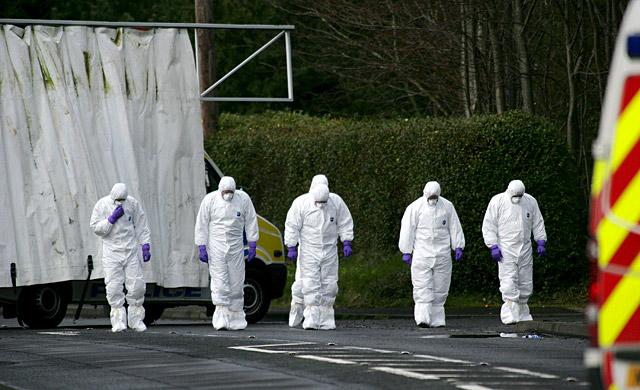 El IRA Auténtico se atribuye el atentado contra militares británicos