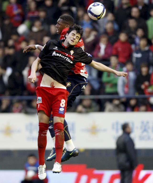 Osasuna ha puntuado en la mitad de sus diez últimas visitas ligueras al Betis