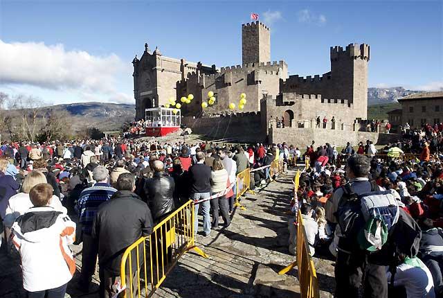 El arzobispo de Pamplona pide el respeto de la vida en la misa de la Javierada
