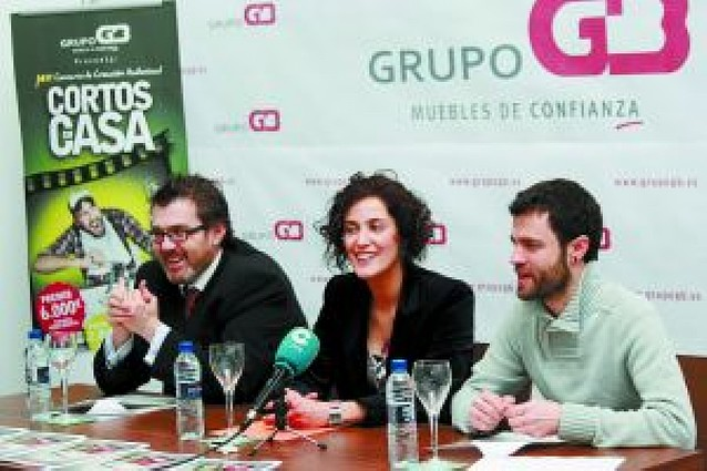 Grupo GB convoca el primer Certamen de Cortos